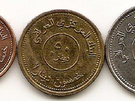 Irako monetu rinkinukas