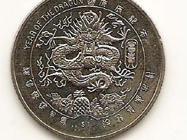 Liberija dollar 2000