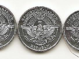 Karabacho monetu rinkinukas - nuotraukos Nr. 2
