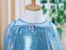 Nauja Frozen Elsa suknele