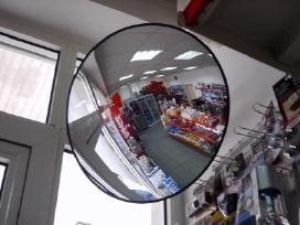 Sferiniai vidaus patalpų veidrodžiai