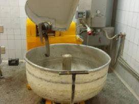 Naudota duonos / pyragų gaminių kepimo technika