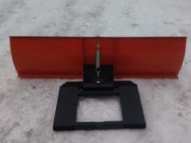 Sniego valytuvas peilis krautuvui krautuvams