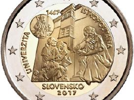 Slovakija 2 euro 2017
