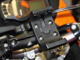 Garmin Montana 610, zumo395 komplektas motocikliui