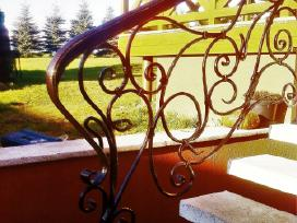 Turėklai, tvorelės, balkonai