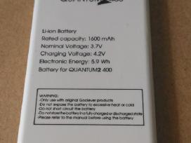Baterija Goclever Quantum2 400, 2500l ju dalis