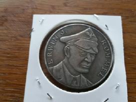 Siulau Vokišku monetų kopijų kaina po 7 eurus.