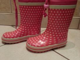 Guminiai batai coccodrillo mergaitei 25d