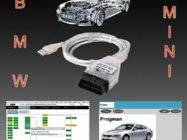 Bmw diagnostikos laidas kabelis Inpa K+dcan obd2