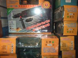 1,75 Kw Diskiniai Pjūklai Erman Em-cs 128(- 3 Eur)