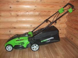 New Green Works Gyvatvorių Žirklės40 V Super kaina