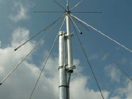 Aor Da-3000 placiajuoste antena