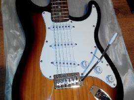 Nauja elektrine gitara fenderio kopija
