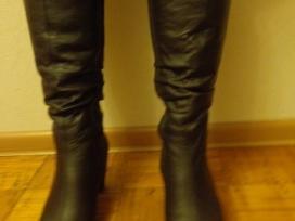 Rilke nat.odos batai su vilnoniu vidumi 38d.
