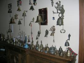 Varpelių kolekcija, paveikslus