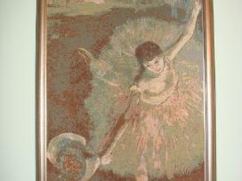 Edgaro Degos gobeleno paveikslai