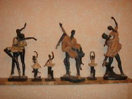"""Statulėlės """"Baletas"""" tema"""