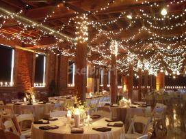 Led lempučių girliandų nuoma - nuotraukos Nr. 4