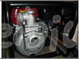 Benzininis vandens siurbliai, 2,3,4