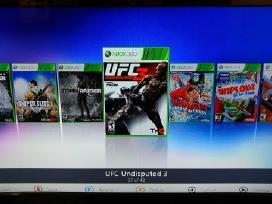 Xbox 360 Slim 250gb , Rgh ,Garantija - nuotraukos Nr. 4