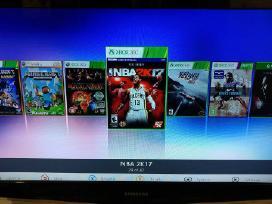 Xbox 360 Slim 250gb , Rgh ,Garantija - nuotraukos Nr. 5