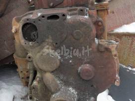 Traktorinė šluota,дт-14 variklis,stabdžių juosta,g