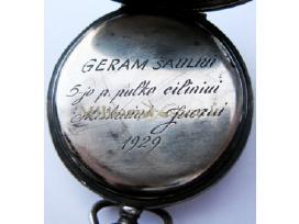Perku apdovanojimus laikrodzius ir kitas senienas