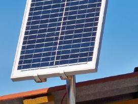 Saulės elektros baterija 20w jėgainė - elektrinė - nuotraukos Nr. 6