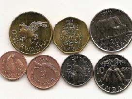 Malavio monetu rinkinukas
