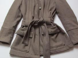 Chaki spalvos demisezoninis Promod paltukas S/m-m