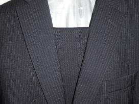 Elegantiškas kostiumas 100% vilna