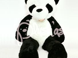 Didelis Kokybiškas Pliušinis meškinas Panda
