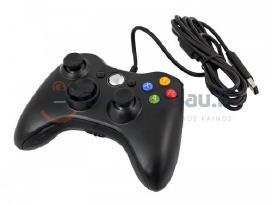 Xbox 360 ir Pc žaidimų valdymo pultai