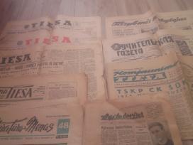 Knygu ir zurnalu stovai,laikrasciai - nuotraukos Nr. 8