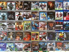 Perkame Playstation 3,4 zaidimus