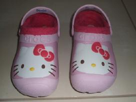 Crocs mergaitei Hello Kitty J1 32 dydis