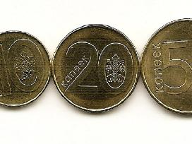 Baltarusijos monetu rinkinukas