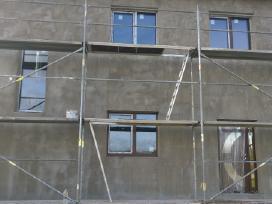 Fasado Siltinimas Dekoratyvinis Tinkas