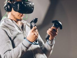 HTC Vive virtualios realybės akiniai (nuoma) - nuotraukos Nr. 7