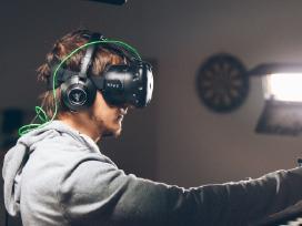 HTC Vive virtualios realybės akiniai (nuoma) - nuotraukos Nr. 6