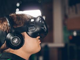 HTC Vive virtualios realybės akiniai (nuoma) - nuotraukos Nr. 10