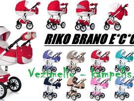 Riko Nano, Brano, Brano Ecco