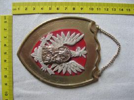 Labai Grazus medalionas. zr. foto