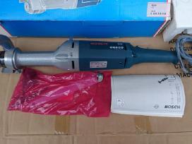 Parduodu naują Bosch tiesinį šlifuoklį Ggs 6s