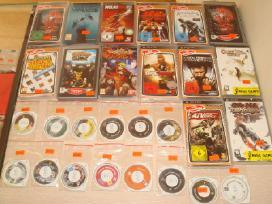 Parduodu Originalius Žaidimus Sony Ps4/PS3/ps2/PSP