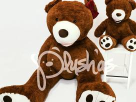 Dideli Kokybiški Pliušiniai meškinai Teddy Bear - nuotraukos Nr. 5