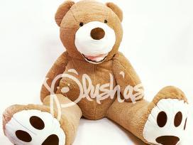 Dideli Kokybiški Pliušiniai meškinai Teddy Bear - nuotraukos Nr. 4