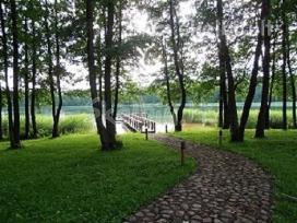 Nikronio sodyba prie Sieniaus ežero