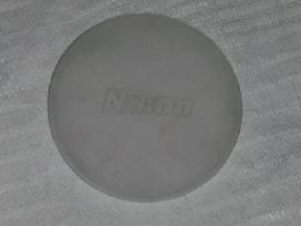 Nikon fotoaparato / objektivo dangtelis.